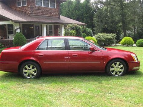 purchase used 1998 cadillac dts 2nd owner clean car fax