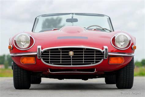 jaguar fr jaguar e type v12 roadster 1973 classicargarage fr