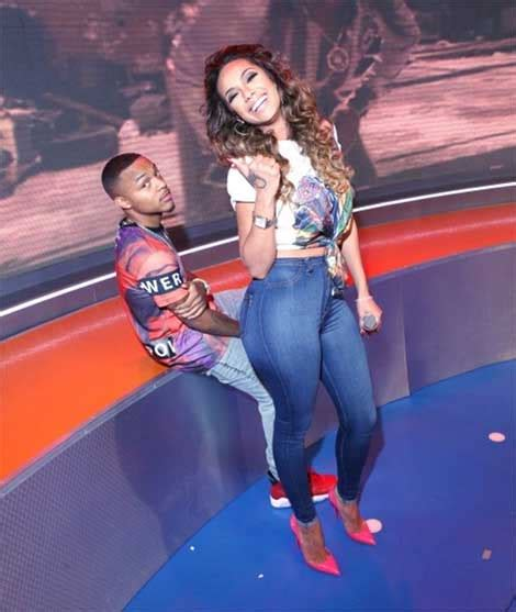 her source exclusive erica mena dishes on her clothing erica mena 15 minutes of reality fame is up