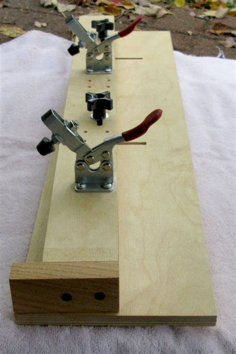 steve latta woodworking a tapering sled for the table saw it s based on steve