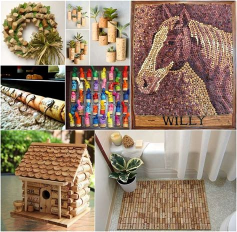 ideas to decorate your house 18 wine cork craft ideas to decorate your home