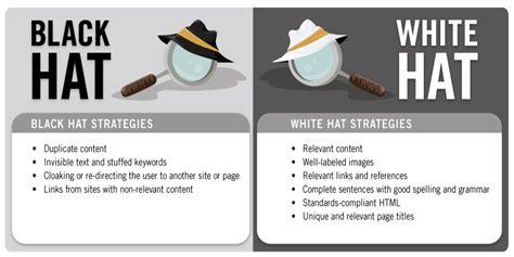 White Hat Seo by Black Hat Vs White Hat Seo Inbound Marketing