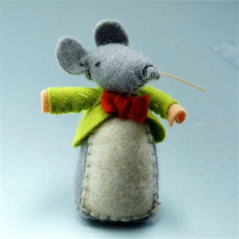 Handmade Mice - 265 best images about a mouse craft on