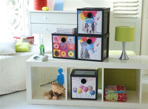 wandschrank dachschräge design kinderzimmer aufbewahrung