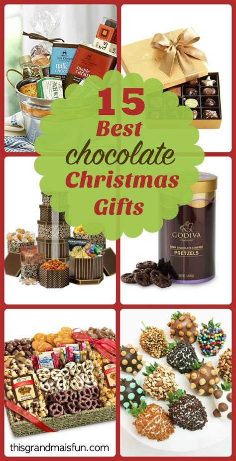 15 best chocolate christmas gifts tgif this grandma is fun