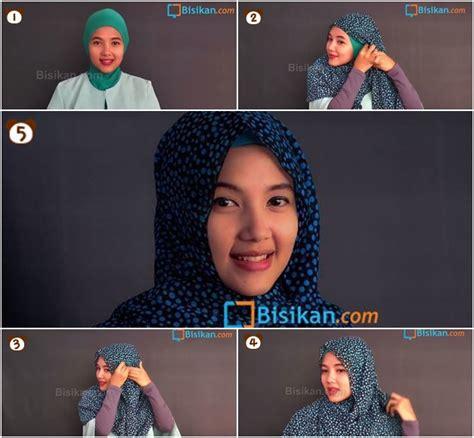 tutorial hijab turban sehari hari tutorial hijab pashmina kasual untuk sehari hari yang