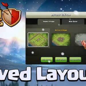 clash of clans layout editor update clash of clans releases winter update lv7 giants lv12