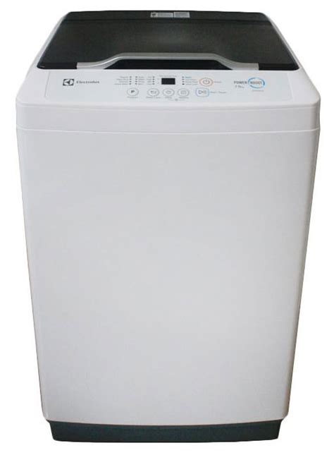 Mesin Cuci Electrolux 1 Tabung 7 Kg jual electrolux ewt754xw mesin cuci 1 tabung 7 kg harga kualitas terjamin blibli