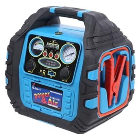 Accessories Aki Jumper 100 A combo 900 jumper starter air compressor 100psi