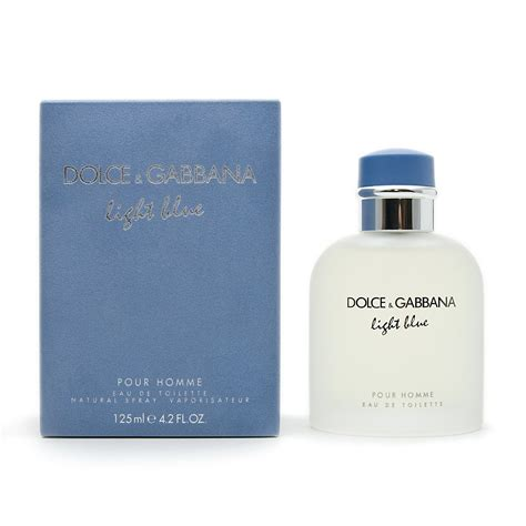 d and g light blue dolce gabbana light blue pour homme edt vapo 125 ml