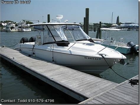 are nautic star boats unsinkable 2006 boston whaler 32 scb wprocket