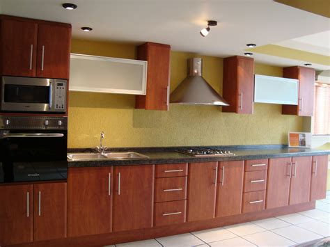 cocinas integrales cocina integral color encino jj cocinas integrales flickr