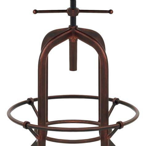 sgabello metallo sgabello legno metallo lathe rame sgabelli da bar