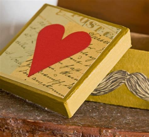 Valentines Handmade Gifts - top 20 creative handmade gifts for him sad to