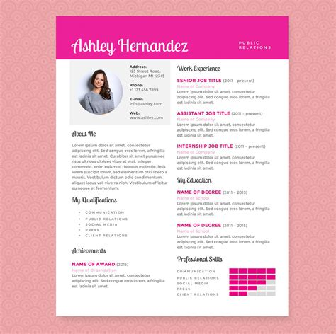 Package Designer Cover Letter by Bright Pink Resume Cover Letter Template Clean Template