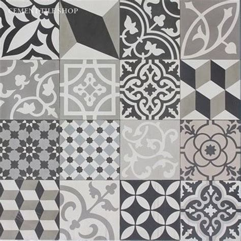 Patchwork Tiles - cement tile shop encaustic cement tile
