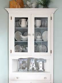 Corner Kitchen Hutch Furniture by 25 Best Ideas About Corner Hutch On White