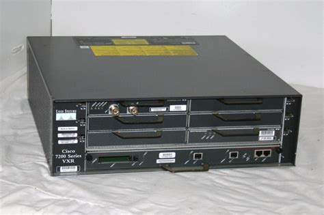 Router Cisco 7200 Cisco 7200 Vxr Wired Router W Network Processing Engine 400