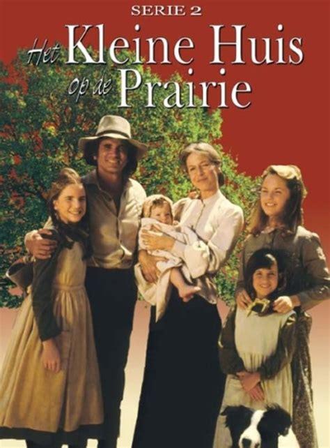 kleine huis op de prairie boeken bol kleine huis op de prairie seizoen 2 6dvd