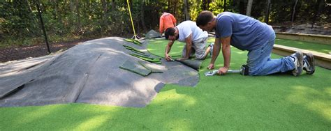 artificial backyard putting green putting greens synthetic golf turf sport courts