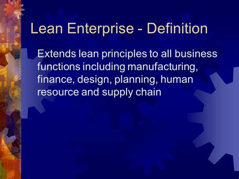 lean layout definition a presentation with success stories ppt video online