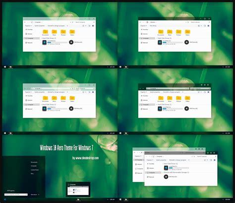themes windows 10 for windows 7 windows 10 aero theme for windows 7 windows10 themes i