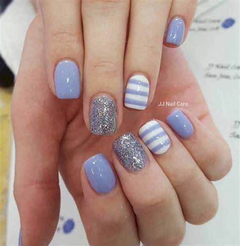 imagenes de uñas decoradas frances las 25 mejores ideas sobre u 241 as cortas en pinterest