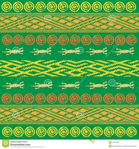 african pattern ai african pattern stock vector image of decorative