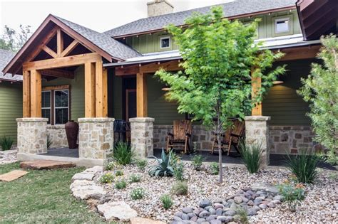 beam x front of house 17 best images about texas ranch style homes on pinterest
