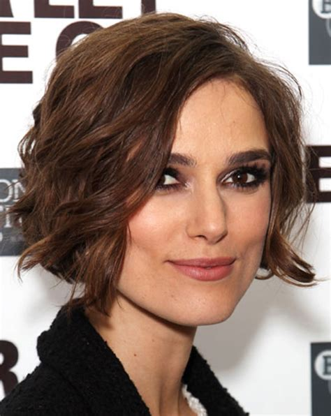 315 best images about hair styles i could never replicate curly bob on keira knightley hair belleza pinterest