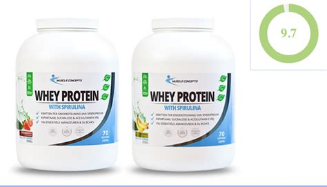 Daxen Spirulina Whey Vegan Protein Review Whey Protein With Spirulina Concepts