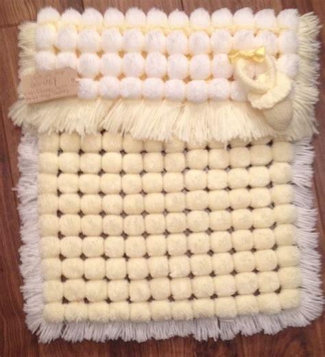 knitting pattern for pom pom baby blanket pom pom pram blanket baby strollers pram