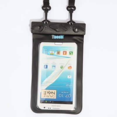 Waterproof Bag With Armband For Smartphone 4 5 Inchi T0210 2 waterproof bag with armband for smartphone 4 8 5 5 inch t 11c black 1
