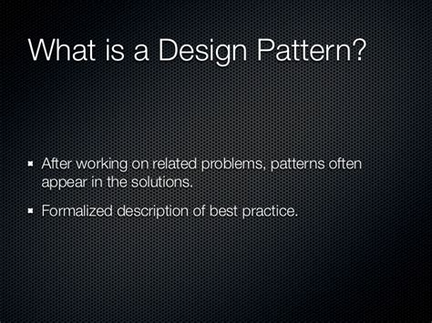 design pattern event dispatcher grand central dispatch design patterns