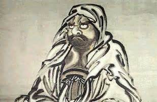 japanese temple tattoo bodhidharma how zen came to china