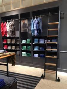clothing store shelves 25 best ideas about retail fixtures on