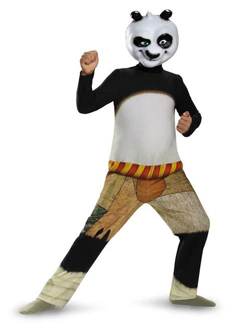 Boy Kungfu Panda panda po kung fu boys costume 27 99 the costume land