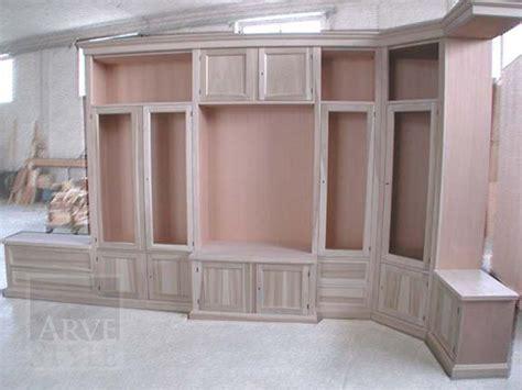 pareti attrezzate con scrivania pareti attrezzate classiche con scrivania pareti