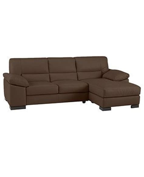 Spencer Leather Sectional Sofa Spencer Leather Sectional Sofa 2 Left Arm Facing Loveseat R
