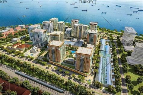 ottoman palace apartments at istanbul seafront property