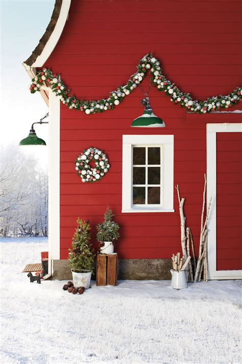 27 outdoor christmas decorations ideas for outside
