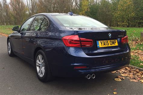 bmw 320ed bmw 320d ed plus 2015 term review motoring research