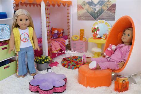american girl bedrooms american girl doll julie s bedroom youtube