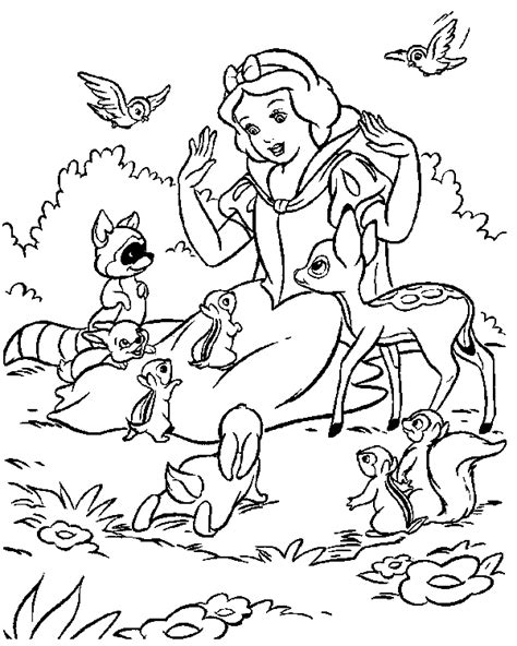 free coloring pages of disney characters coloring pages