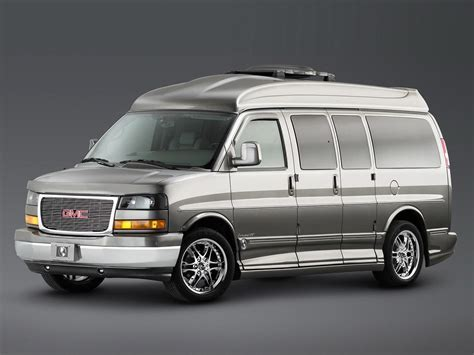 gmc savana history photos on better parts ltd