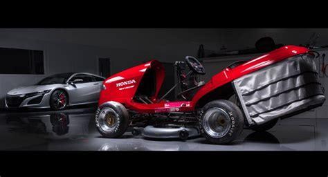 Pemotong Rumput Honda Honda Mower Mk 2 Pemotong Rumput 189 Hp Pakai Mesin