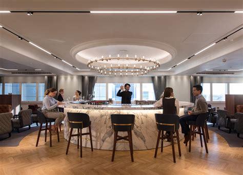 emirates qantas club qantas lounge at heathrow terminal 3 e architect