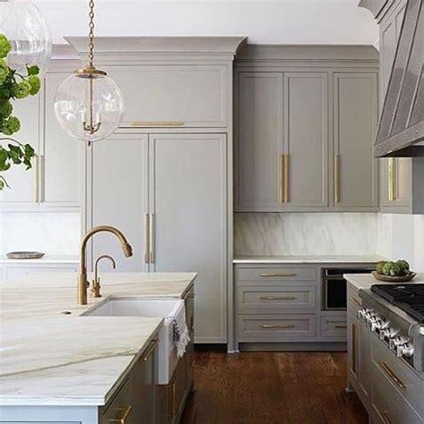 25 best ideas about brass kitchen on concrete