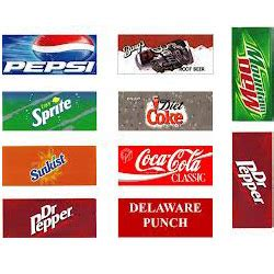 Vending Machine Labels Printable