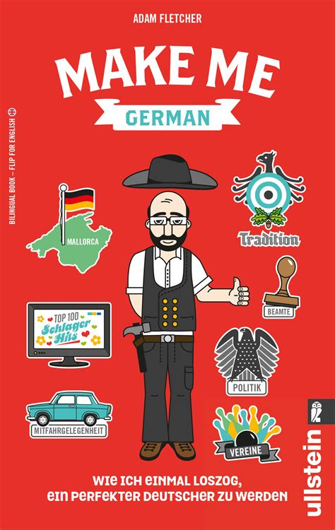 how to a in german make me german a book by adam fletcher and ullstein buchverlage in january 2015